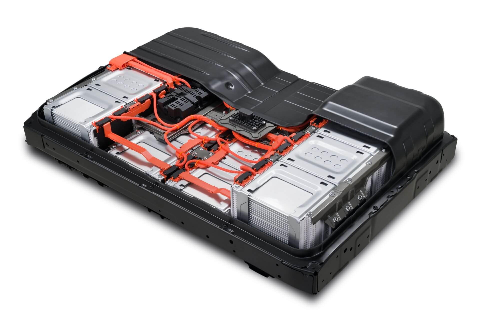 Аккумуляторная батарея Nissan Leaf e+ 2019 на 62 кВт⋅ч - вид 3