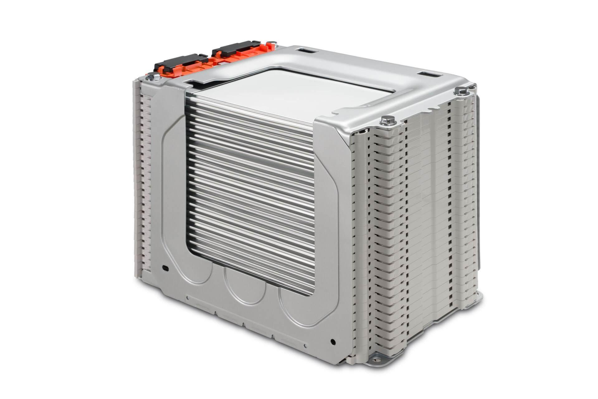 Модуль батареи Nissan Leaf e+ на 62 кВт⋅ч - вид 6