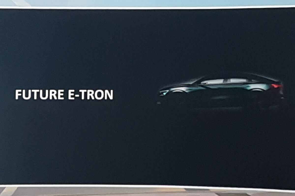 Audi представит компактный электрический кроссовер