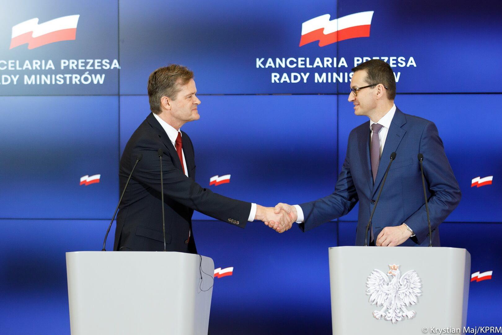 Mercedes-Benz объявляет о создании нового аккумуляторного завода в Польше