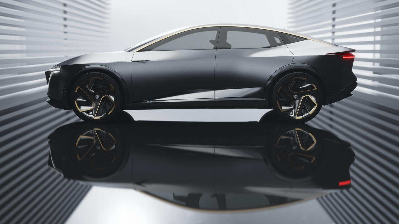 Концепт Nissan IMs
