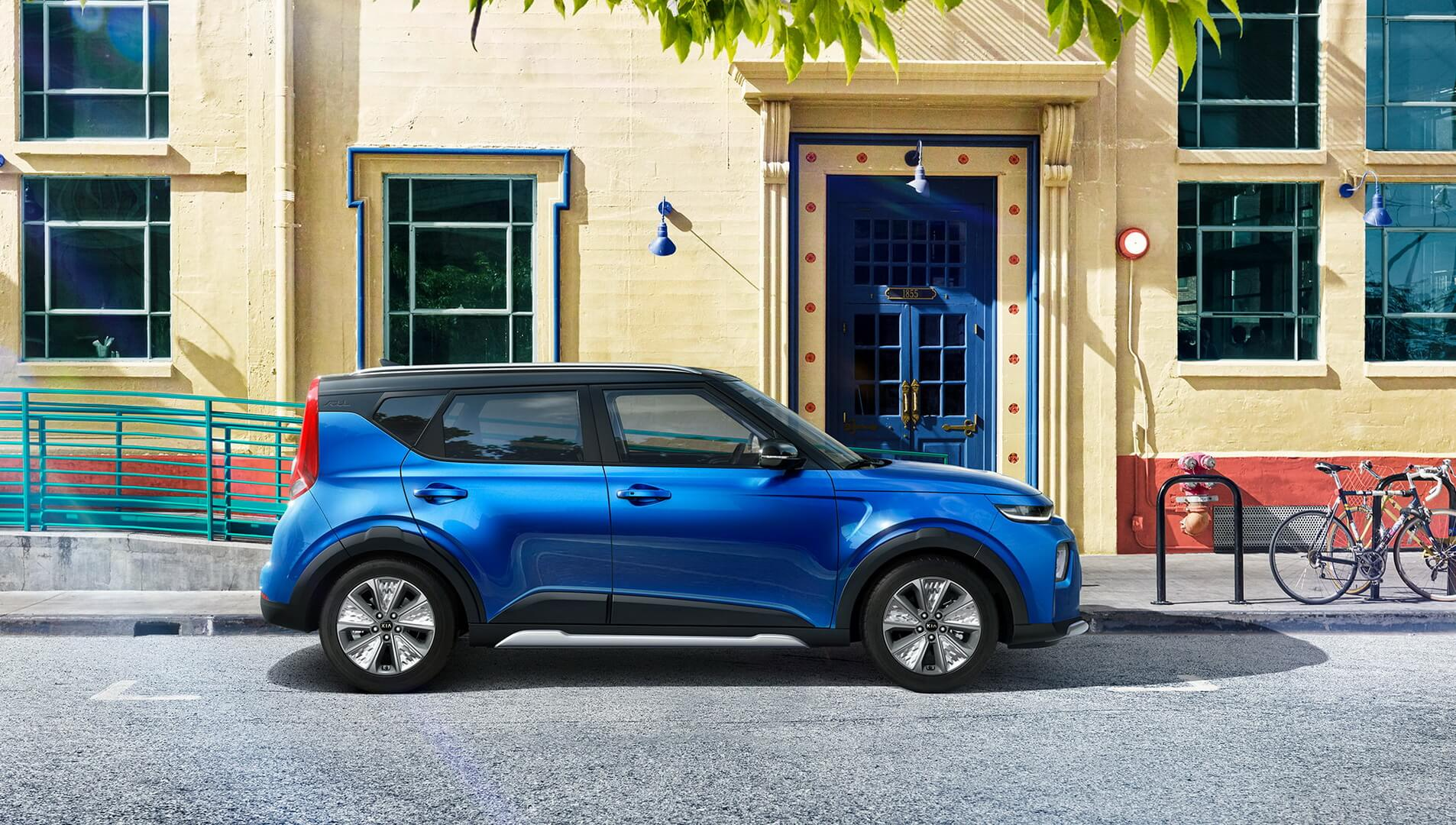 Kia Soul EV 2020 готовят к дебюту на европейском рынке