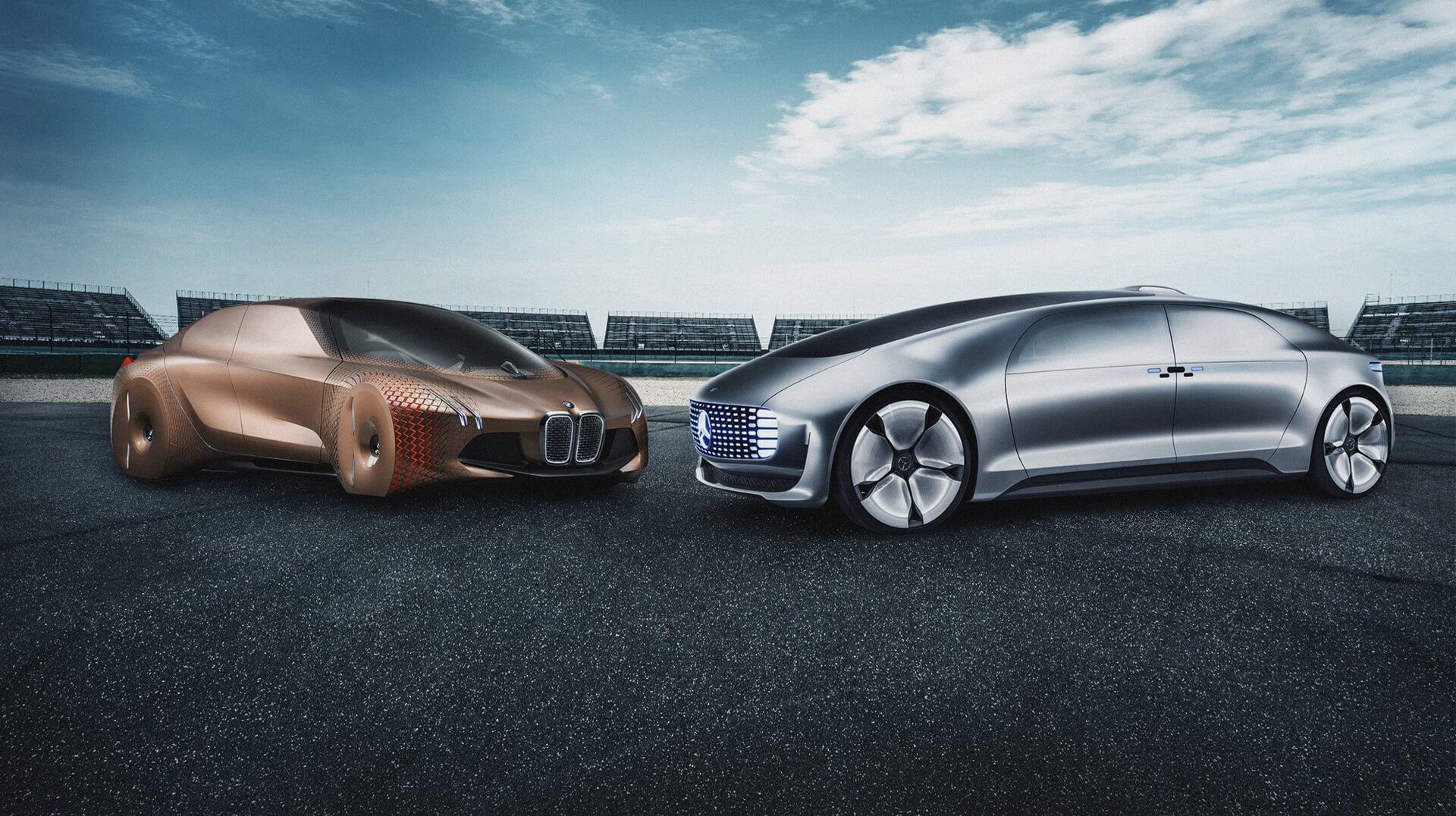 BMW и Daimler будут сотрудничать в сфере технологий автономного вождения
