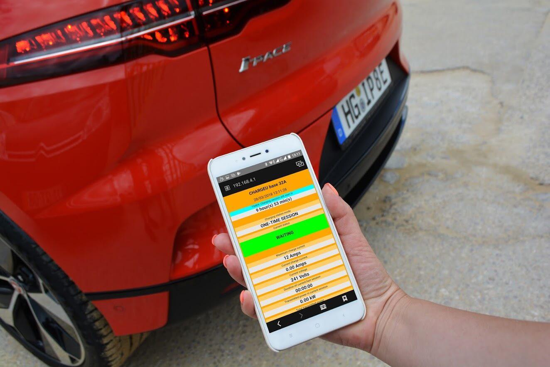 ChargeU— первые вмире портативные зарядные станции управляемые сосмартфона