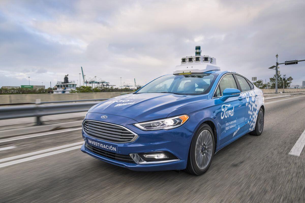 Argo— это автомобильный стартап автономного вождения