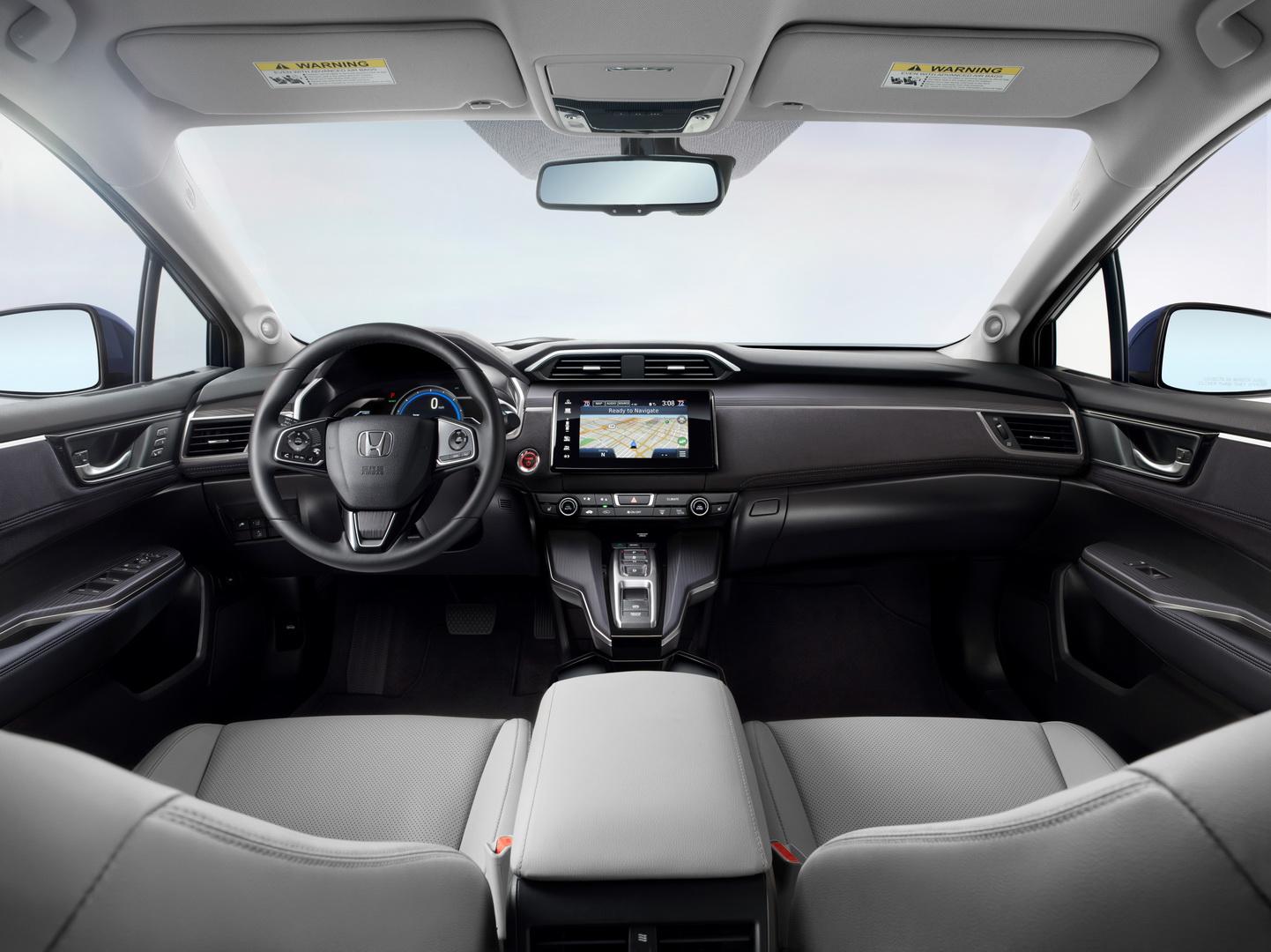 Фотография экоавто Honda Clarity BEV - фото 12