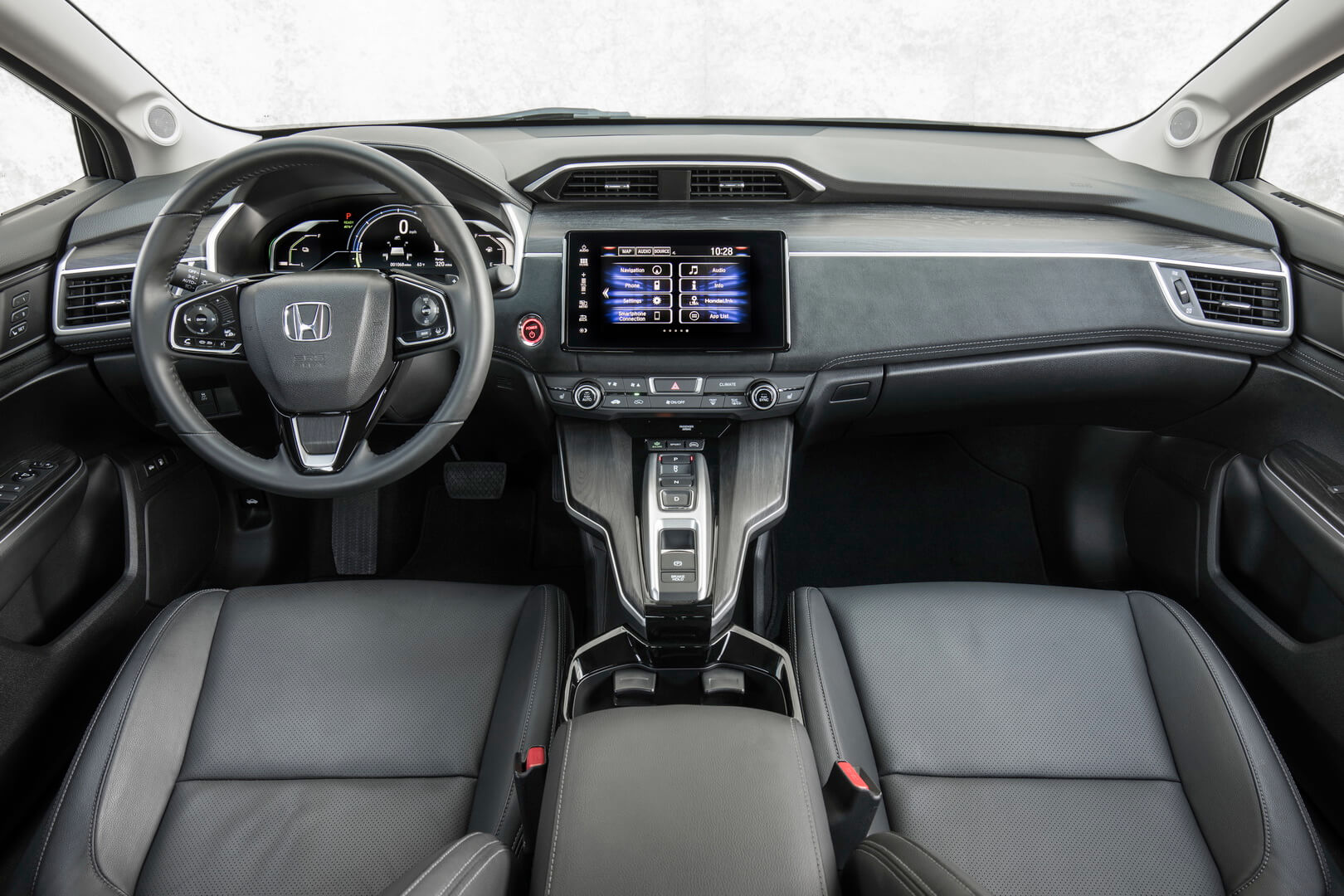 Фотография экоавто Honda Clarity PHEV - фото 22