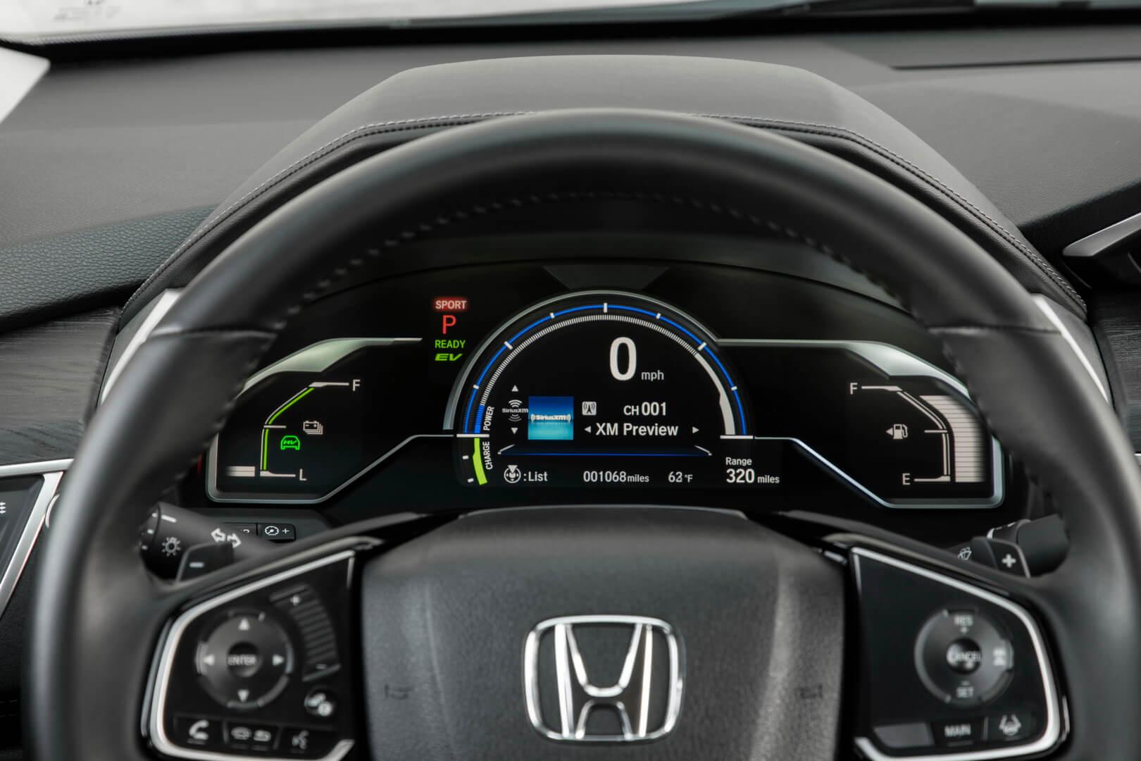 Фотография экоавто Honda Clarity PHEV - фото 28
