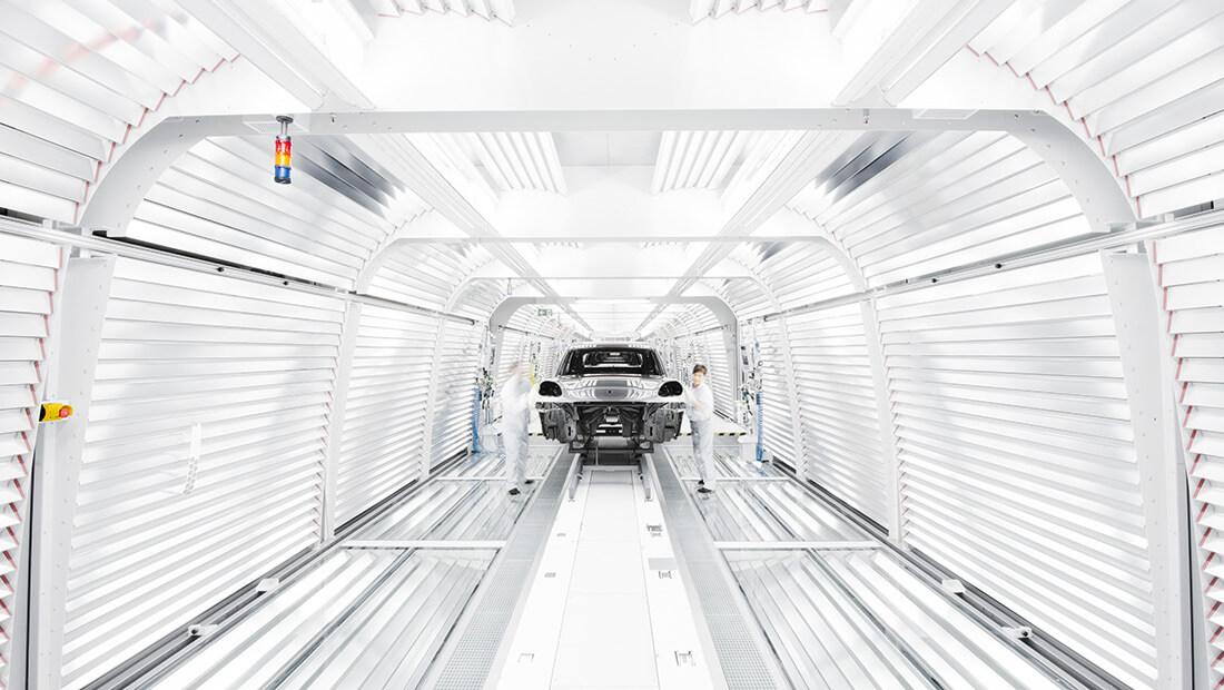 Следующее поколение Porsche Macan будет полностью электрическим