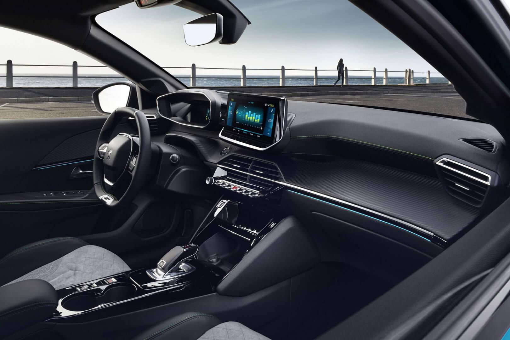 Фотография экоавто Peugeot e-208 - фото 26