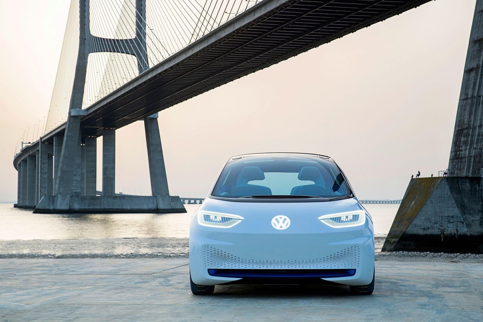 Электромобиль Volkswagen I.D.