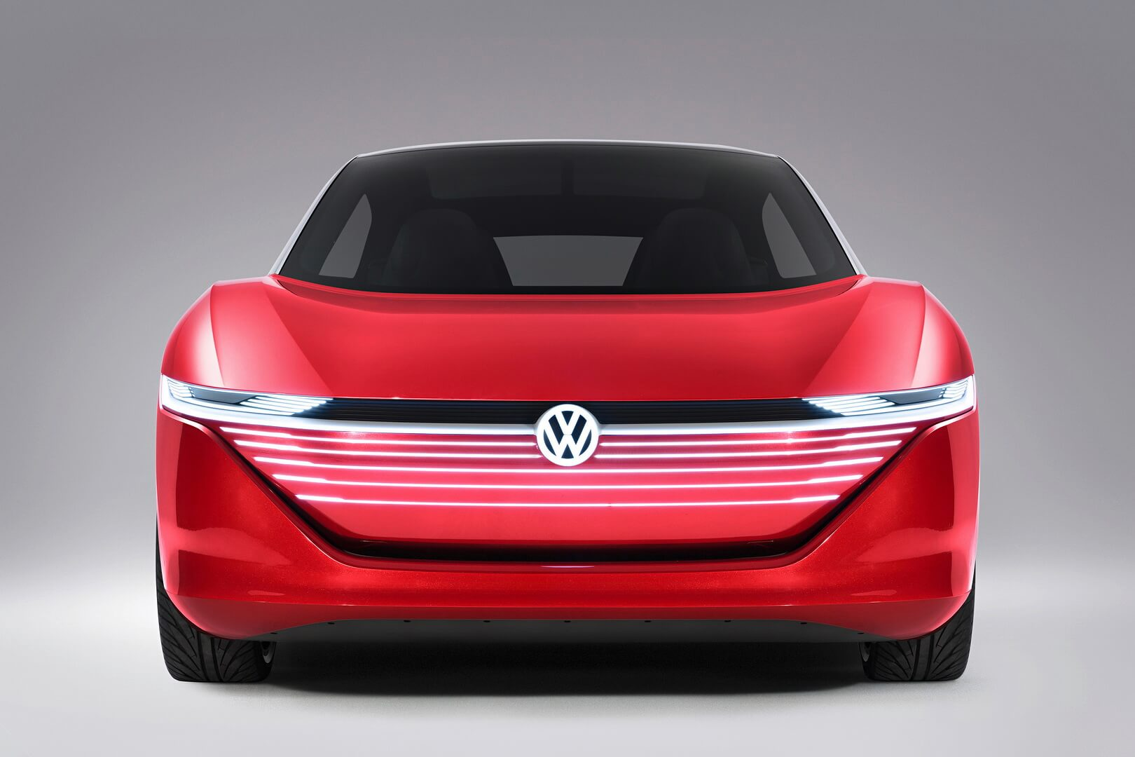 Фотография экоавто Volkswagen ID. VIZZION - фото 18