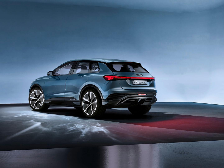 Фотография экоавто Audi Q4 e-tron - фото 6
