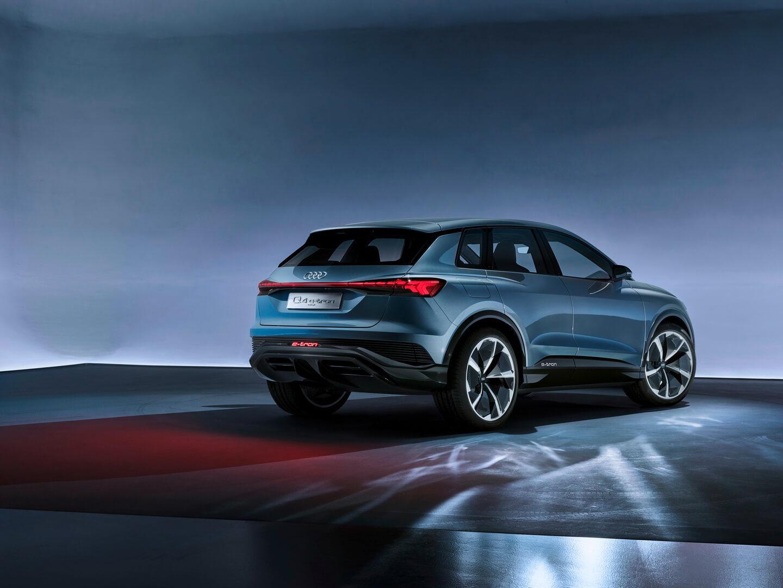 Фотография экоавто Audi Q4 e-tron - фото 5