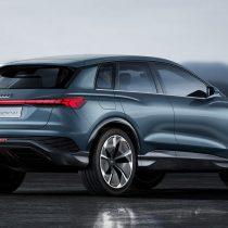 Фотография экоавто Audi Q4 e-tron - фото 2