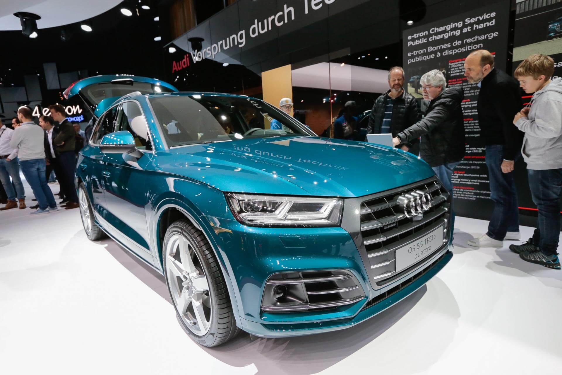 Audi Q5TFSI e