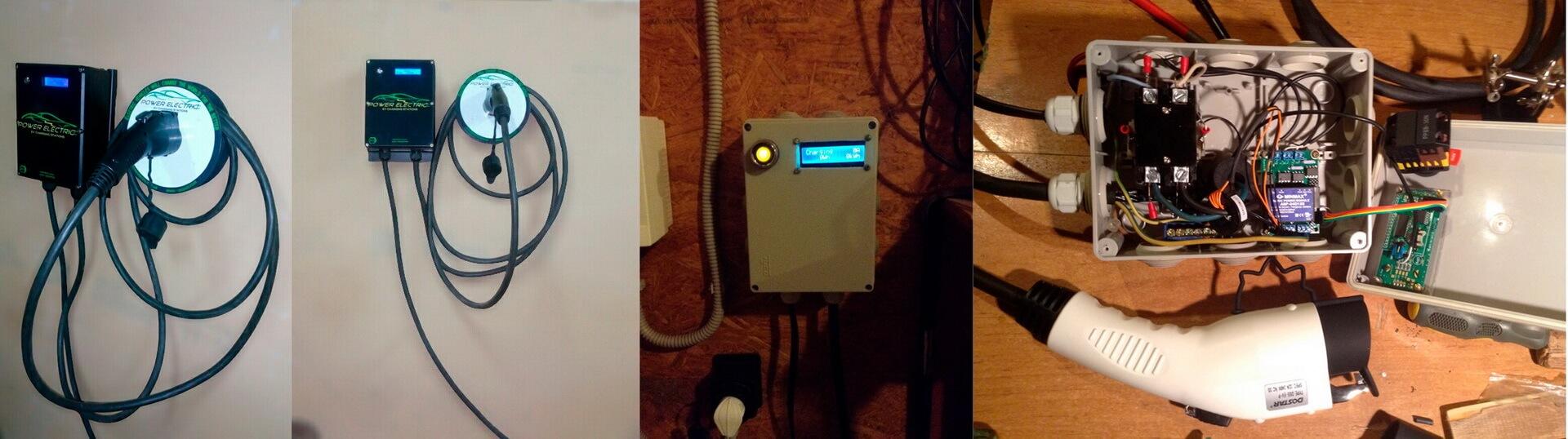 Очередное зарядное устройство собранное радиолюбителем из Харькова
