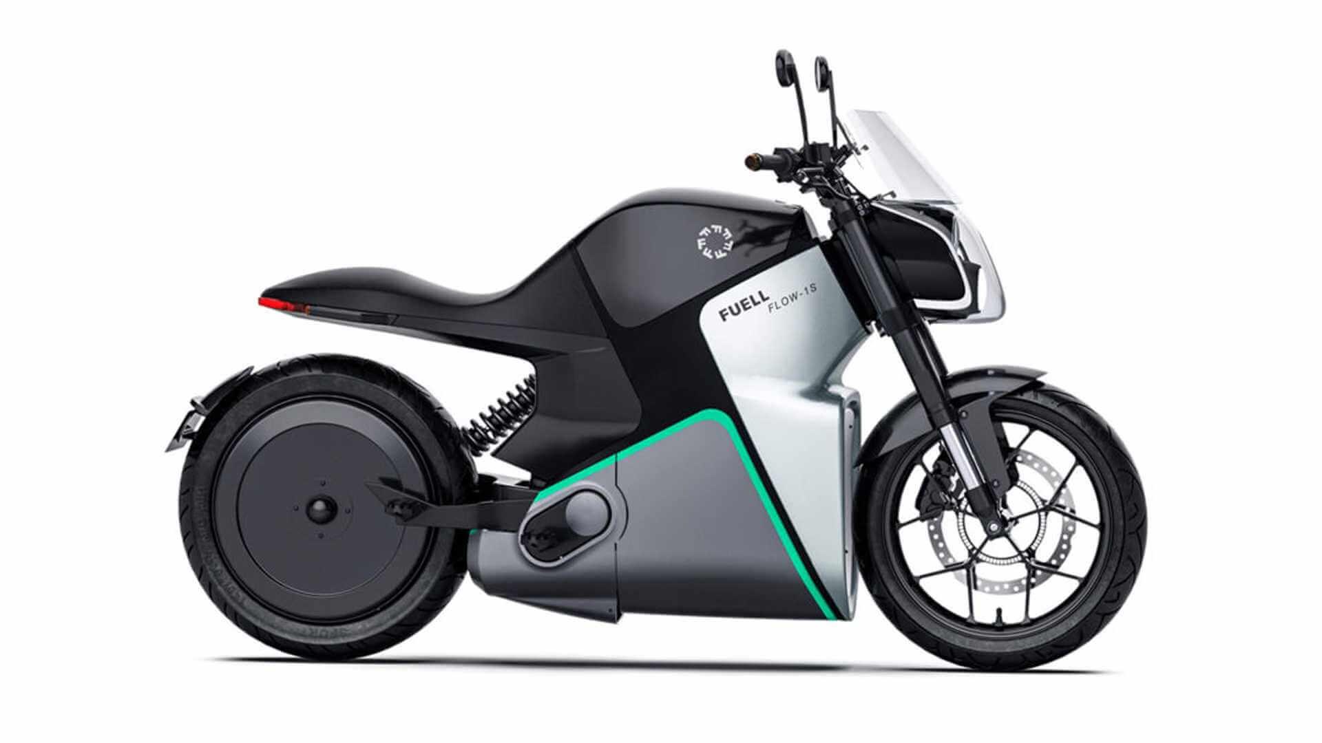 Электромотоцикл Flow