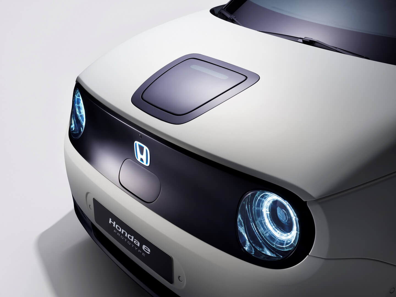 Фотография экоавто Honda e - фото 11