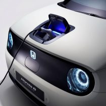 Фотография экоавто Honda e - фото 10