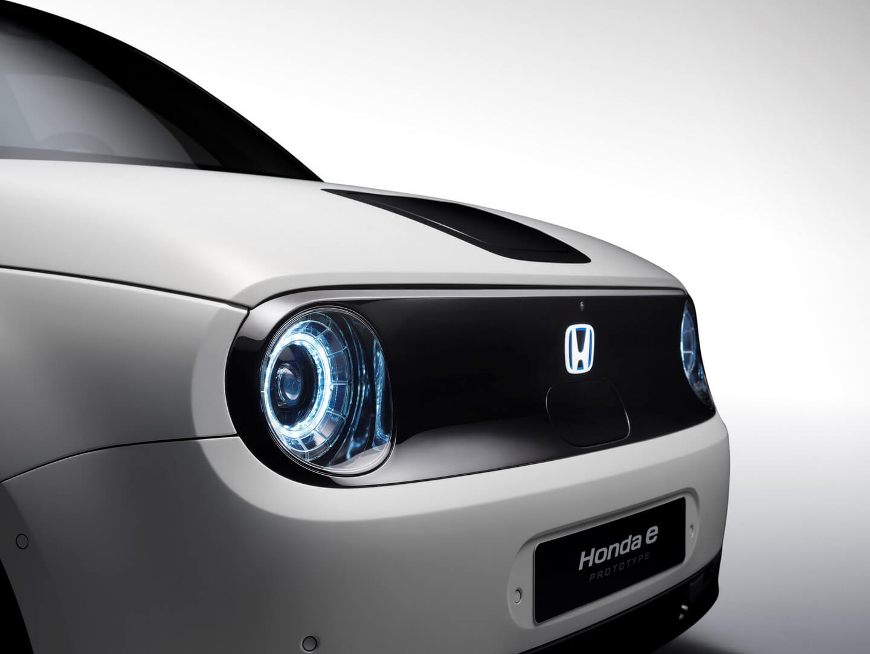 Фотография экоавто Honda e - фото 13