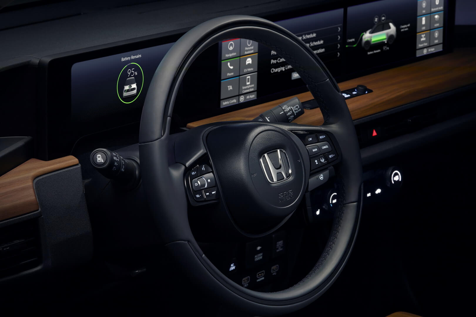 Фотография экоавто Honda e - фото 45