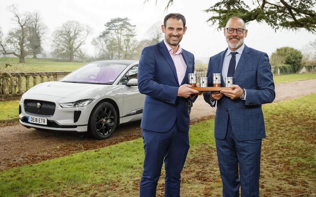 Jaguar I-Pace получил титул UKCar ofthe Year 2019
