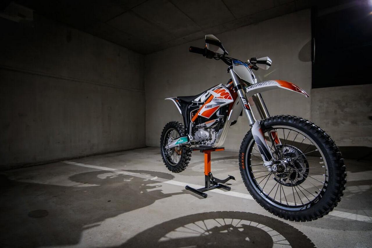 Электромотоцикл KTM Freeride E-XC
