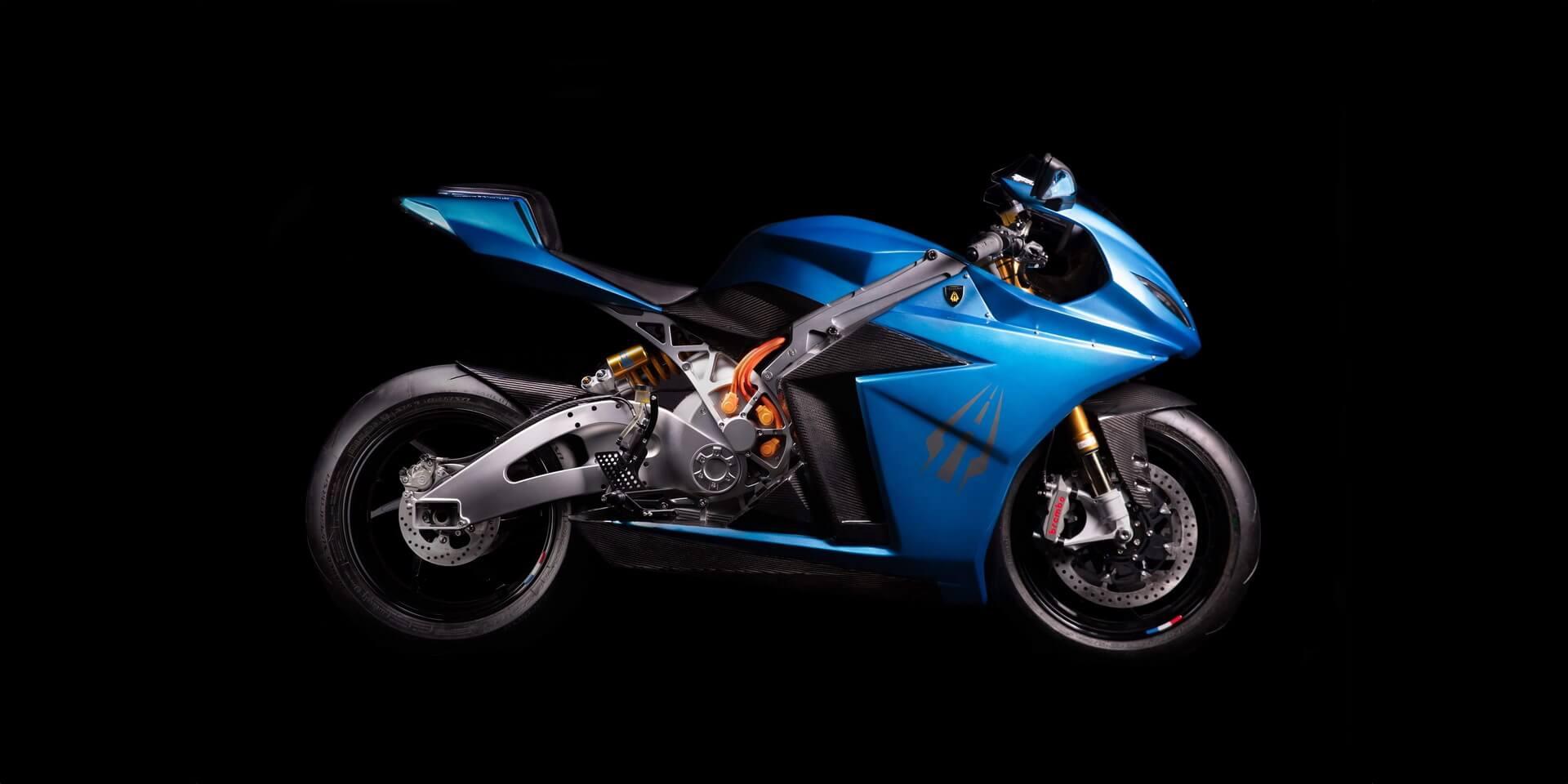 Электрический мотоцикл Lightning Strike