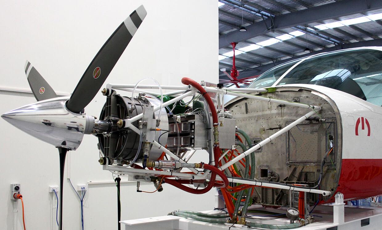 MagniX успешно испытывает свой 260 кВт двигатель и литий-ионный аккумуляторный блок на самолете Cessna Iron Bird