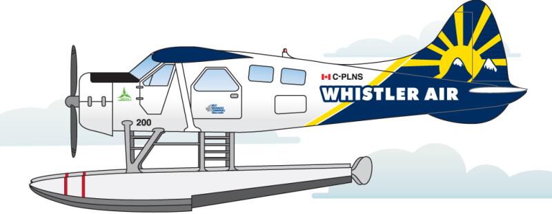 Harbour Air и MagniX строят первый в мире полностью электрический авиафлот