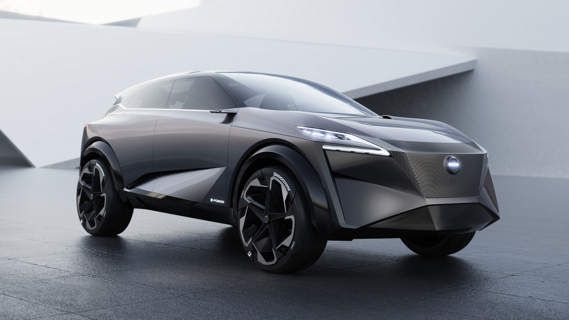 Концепт гибрида Nissan IMQ - фото 2