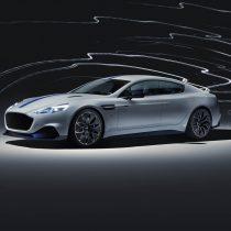 Фотография экоавто Aston Martin Rapide E