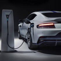 Фотография экоавто Aston Martin Rapide E - фото 6