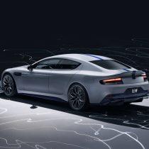 Фотография экоавто Aston Martin Rapide E - фото 5