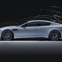Фотография экоавто Aston Martin Rapide E - фото 3