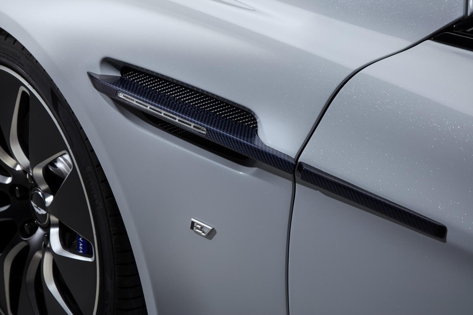 Экстерьер Aston Martin Rapide E