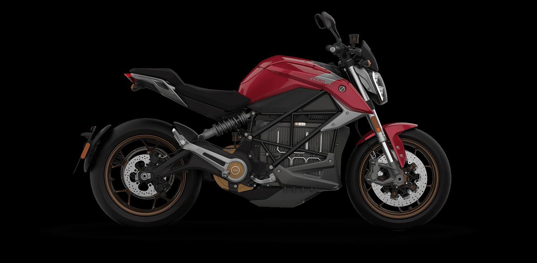 Электрический мотоцикл Zero SR/F