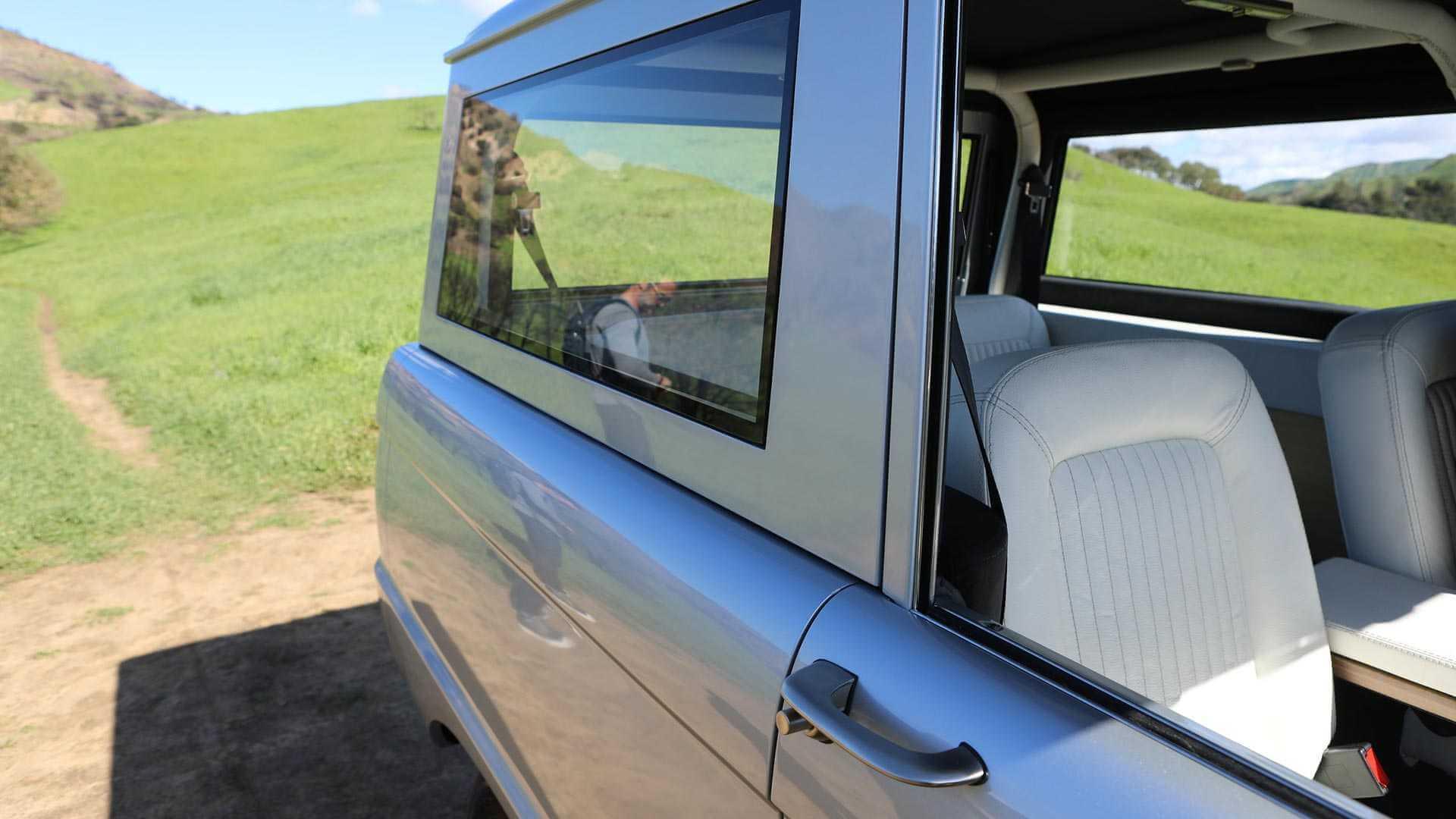 Электромобиль Ford Bronco