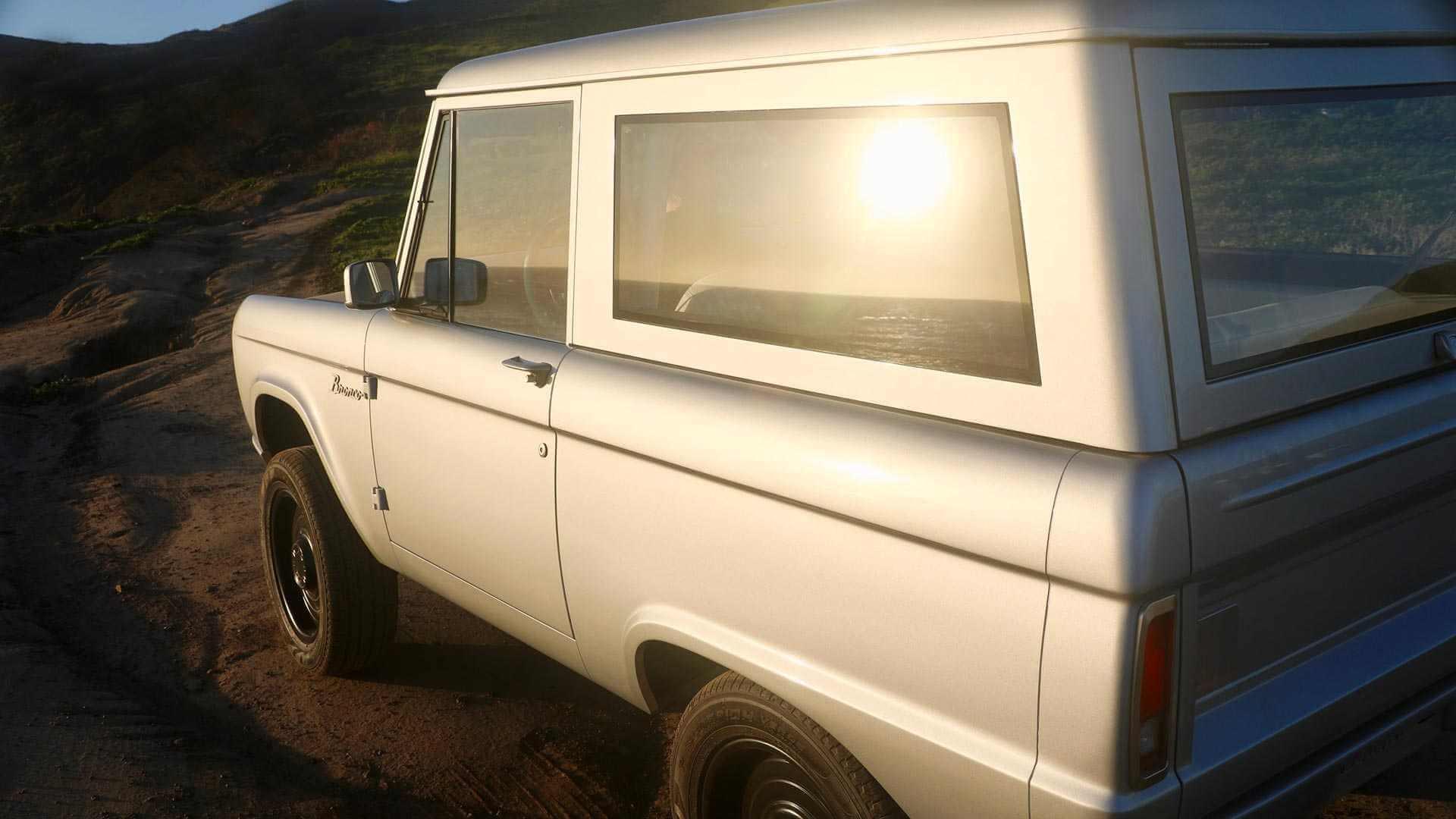 Электромобиль Ford Bronco - фото 2