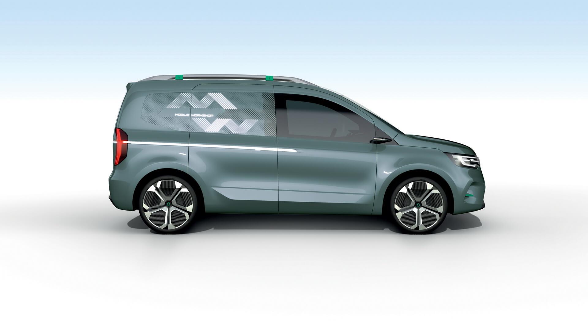 Renault Kangoo Z.E. 2020