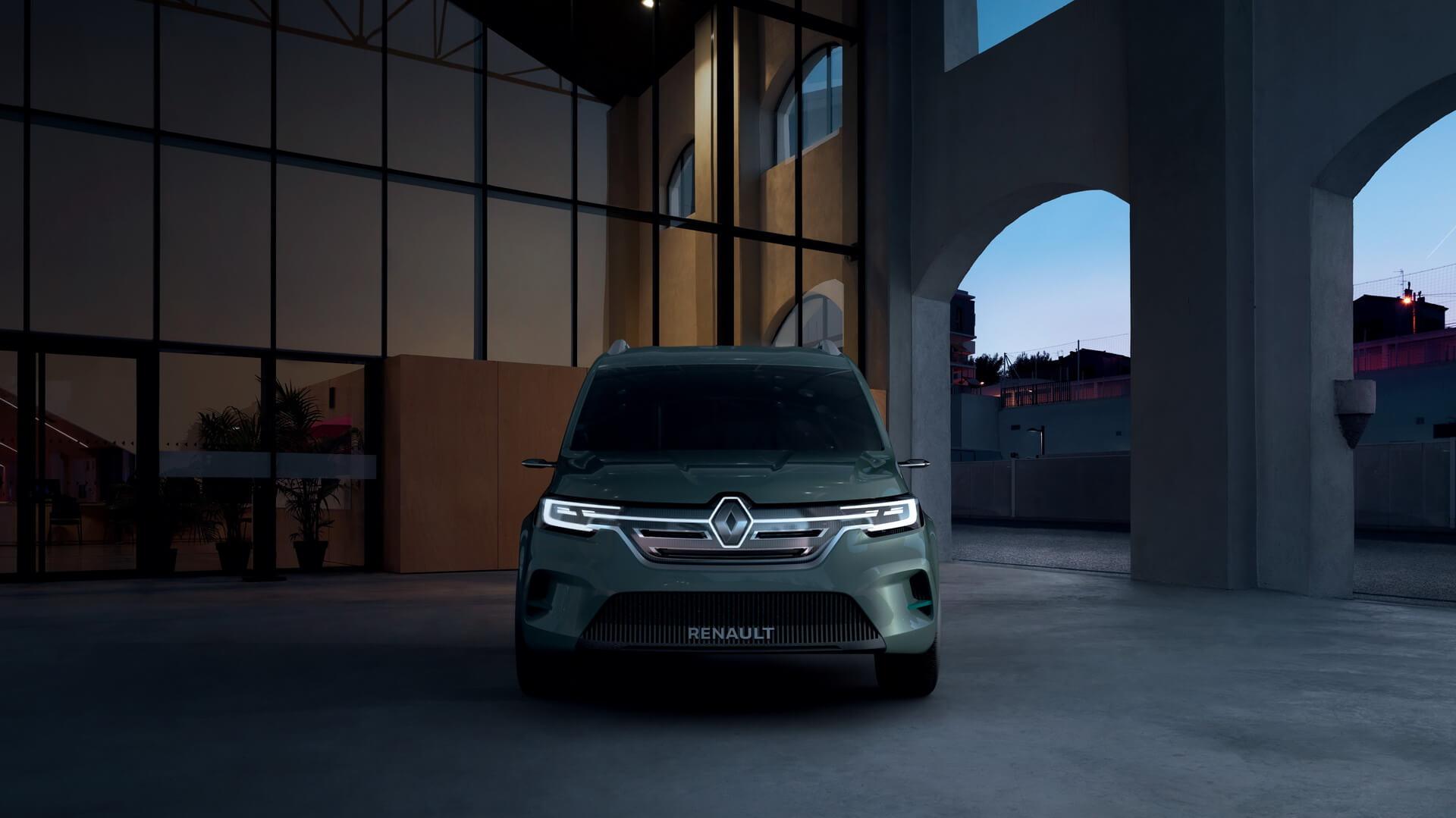 Renault Kangoo Z.E. 2020 - фото 2