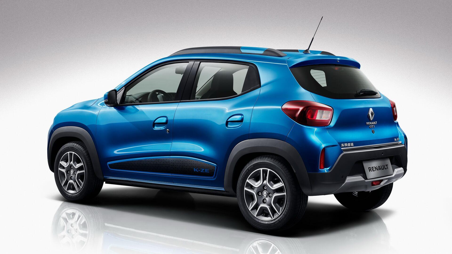 Renault City K-ZE - фото 3
