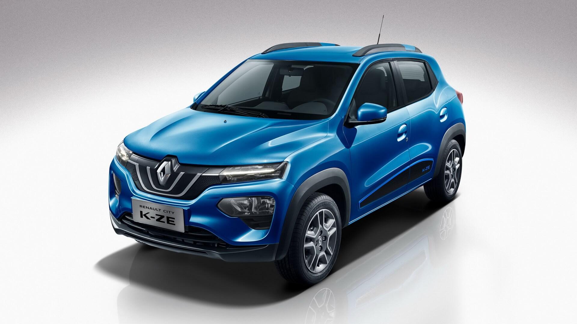 Renault City K-ZE - фото 2
