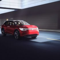 Фотография экоавто Volkswagen ID. ROOMZZ - фото 5