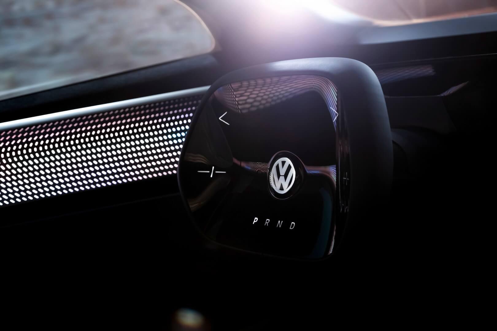 Фотография экоавто Volkswagen ID. ROOMZZ - фото 26
