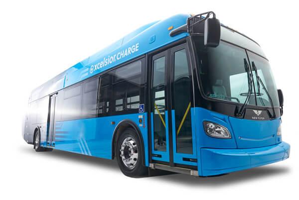 Электрический автобус Xcelsior CHARGE