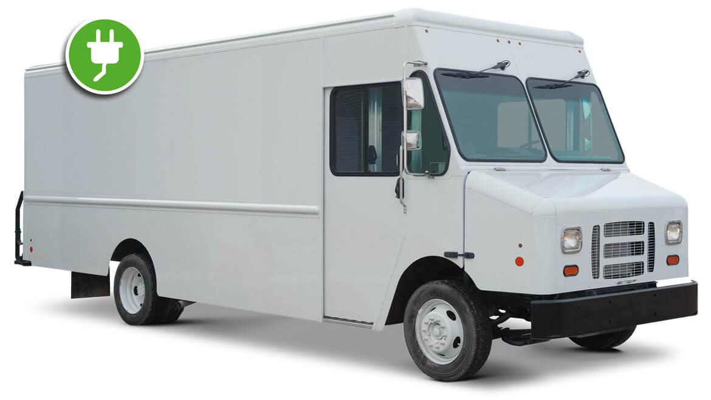 Lighting Systems электрифицируют фургон Ford F-59