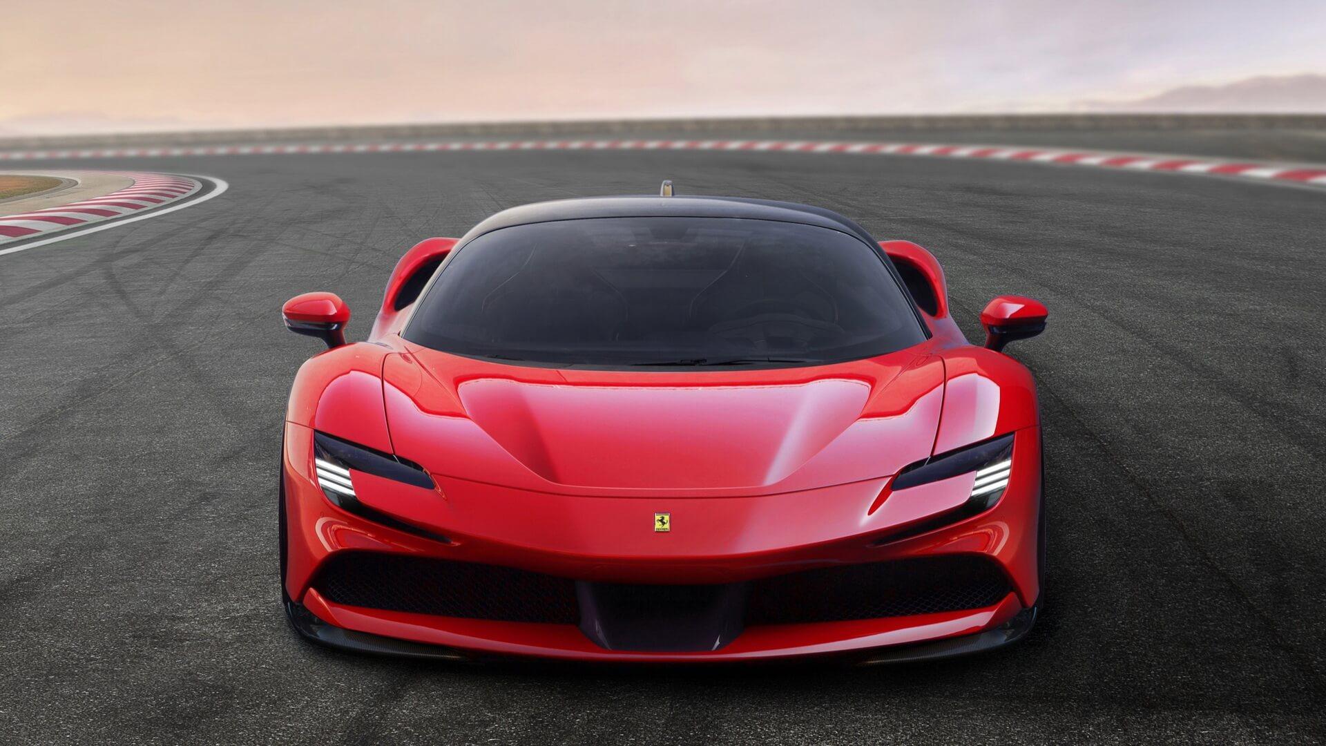 Фотография экоавто Ferrari SF90 Stradale - фото 10