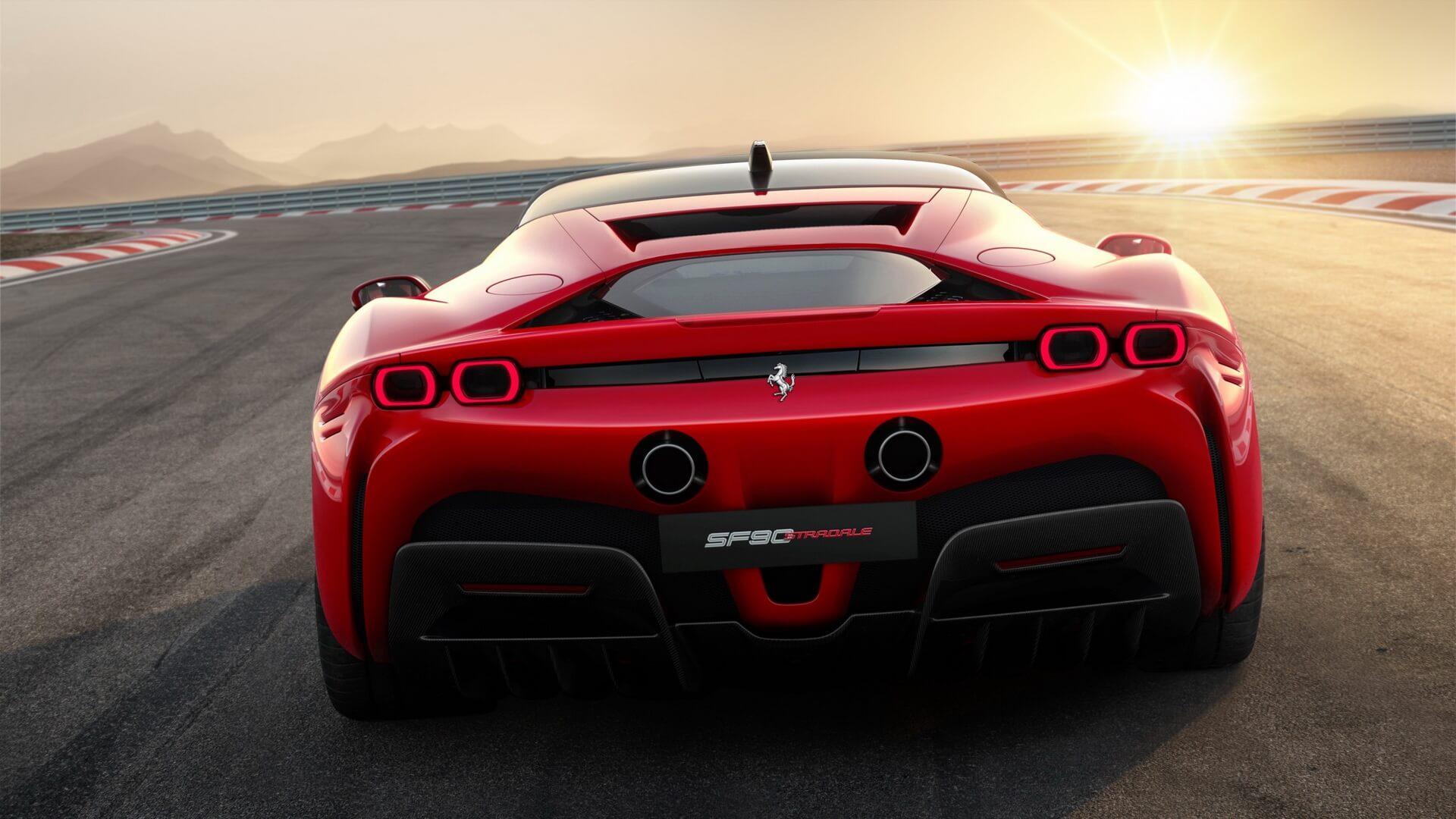 Фотография экоавто Ferrari SF90 Stradale - фото 7